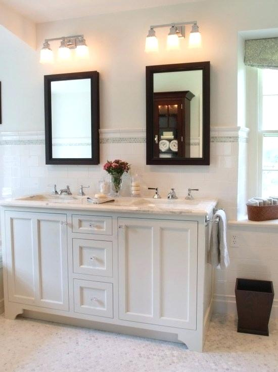 60 Bathroom Vanity Double Sink Double Sink Vanity Small Space