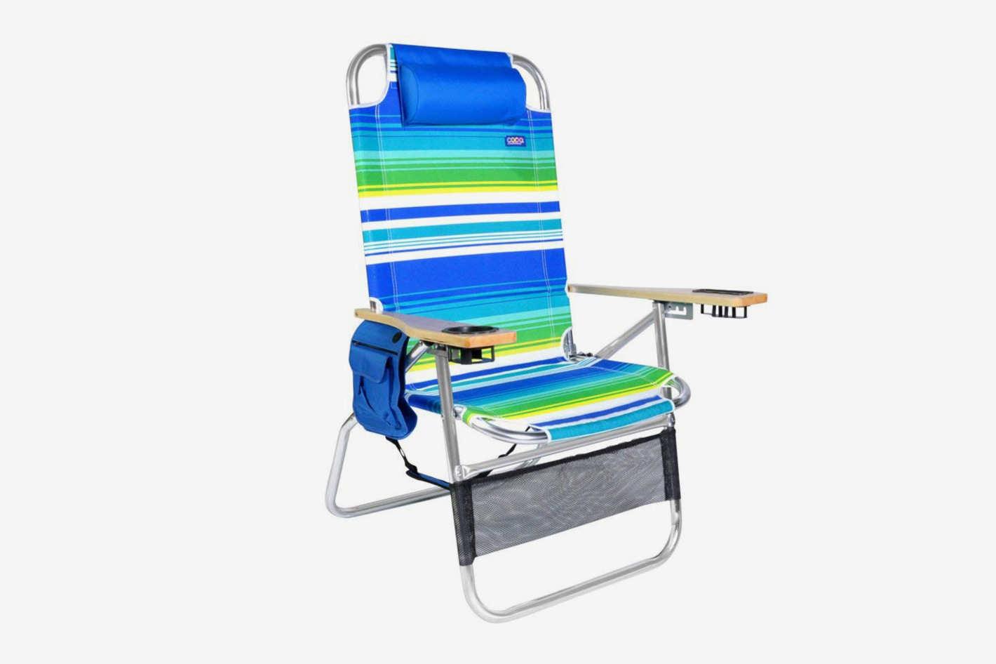 Big Papa 17 inch Hi-Seat Beach Chair
