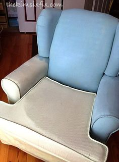 How to Paint Upholstery (Latex Paint and Fabric Medium)