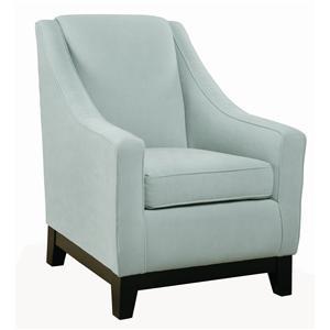Best Home Furnishings Club Chairs Mariko Club Chair | Boulevard Home  Furnishings | Upholstered Chairs