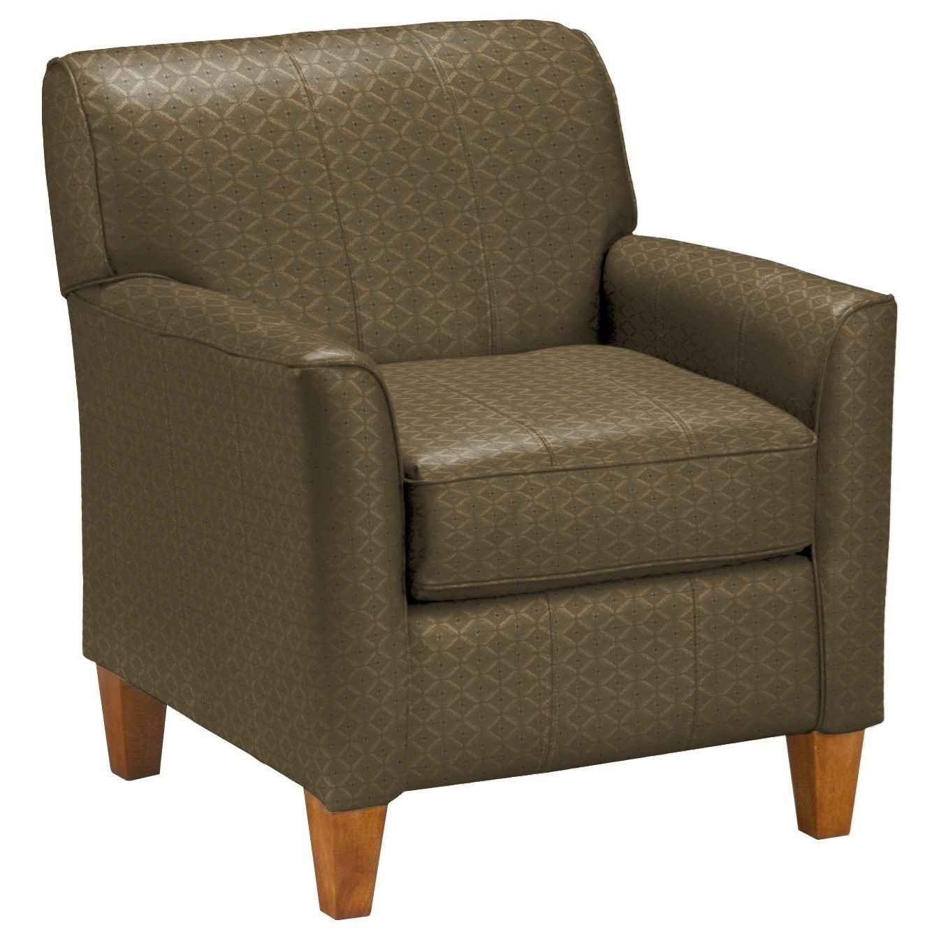 Best Home Furnishings Club Chairs Risa Club Chair
