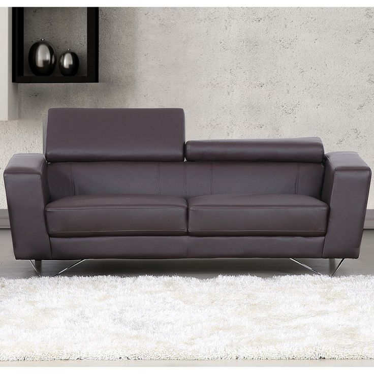 Fabulous Contemporary Loveseat Sofas Best 25 Contemporary Leather Sofa  Ideas On Pinterest