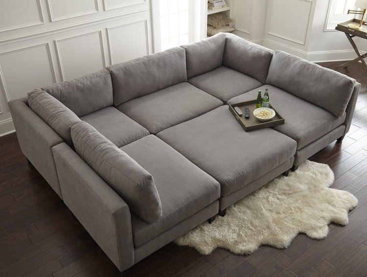 Best Oversized, Comfortable, Stylish Sofas and Couches: Shop | Home & Design