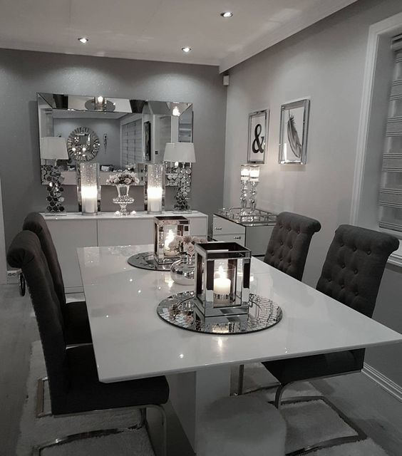 Awesome 30 Dining Room Decorating Ideas https://Traveller Location/30-