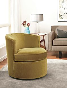 This would be an amazing desk chair! Small Accent Chairs, Accent Chairs For  Living. Room & Board