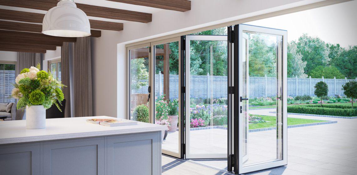WarmCore Bi Fold Doors: The material debate