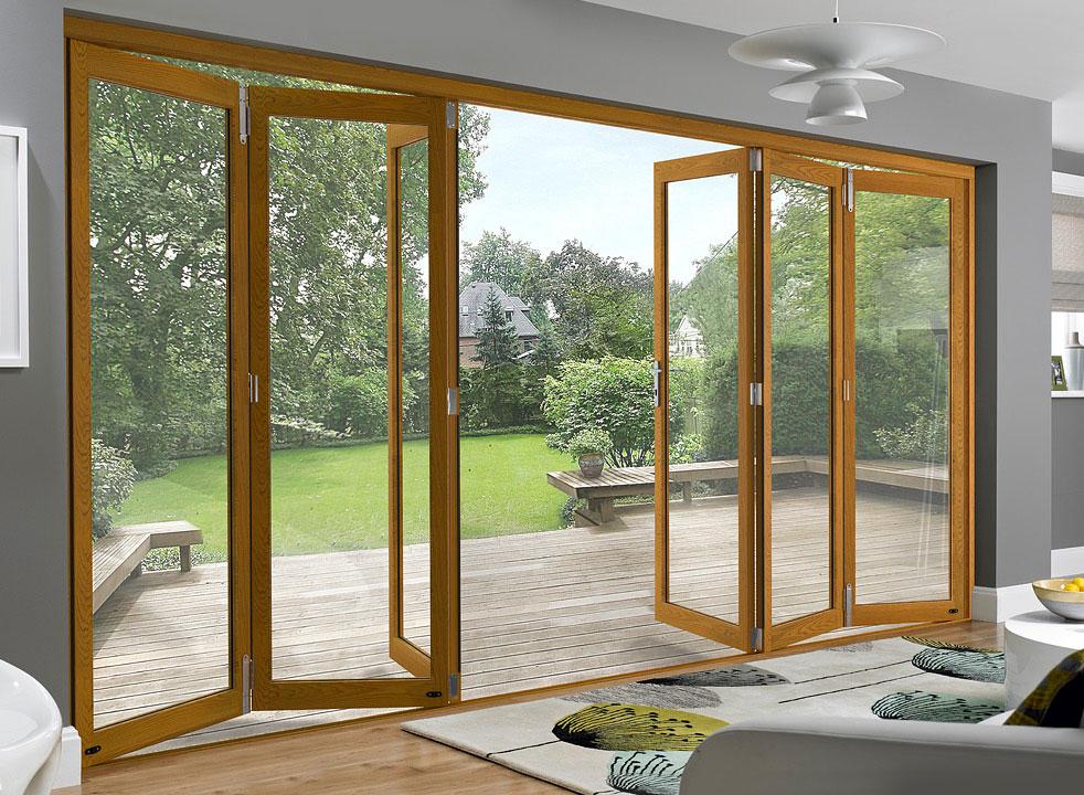 Guide to Bi-Fold Doors