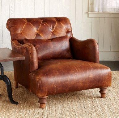 Big armchairs