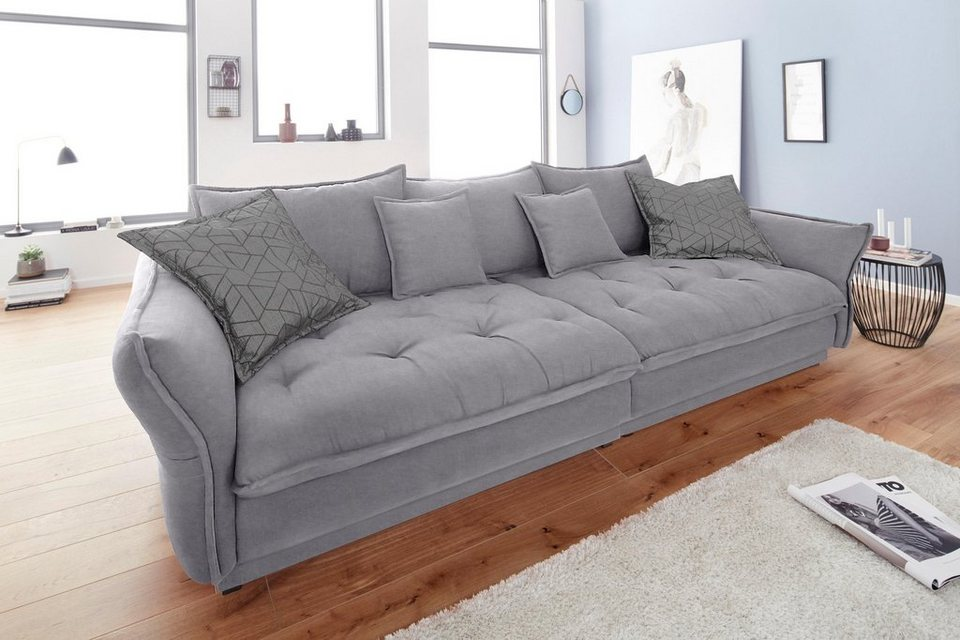 Inosign Big Sofa Palladio Wahlweise Mit Led Ambiente Beleuchtung