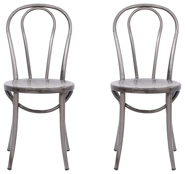 Cassidy Bistro Chairs, Set of 2