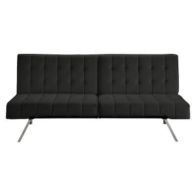 Black : Futons & Sofa Beds