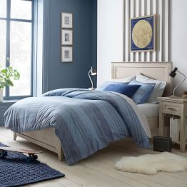 Quilts + Comforters · Duvet Covers + Cases