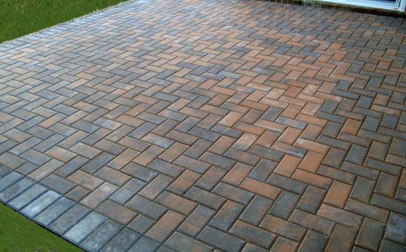 Brick Patios Columbus Ohio