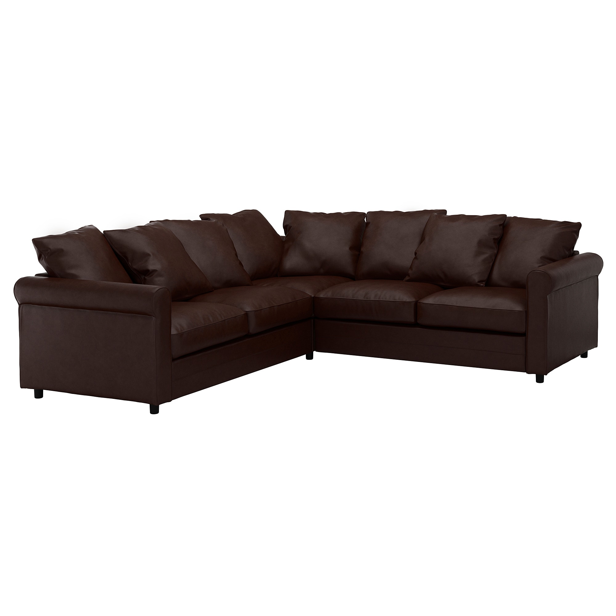 IKEA GRÖNLID corner sofa, 4-seat 10 year guarantee. Read about the terms