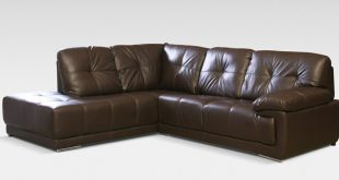 Leather Corner Sofas; Maxim Corner LHF Brown. prev. next. prev