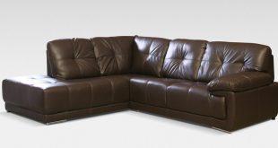 Leather Corner Sofas; Maxim Corner LHF Brown. prev. next. prev