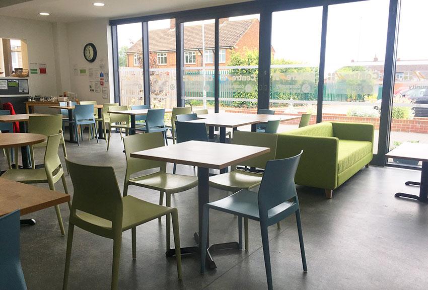 Cafe Furniture / Community Shop