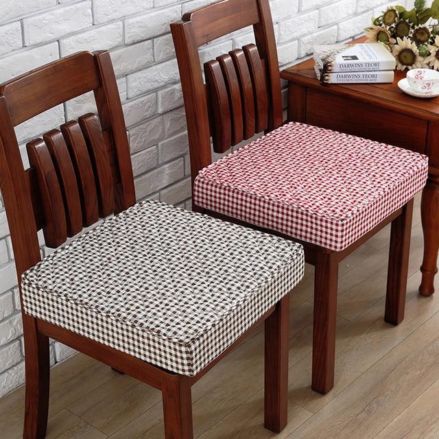 Fluid sponge thickening cushion chair pad four seasons mat dining chair  cushion elevator chair seat cushion