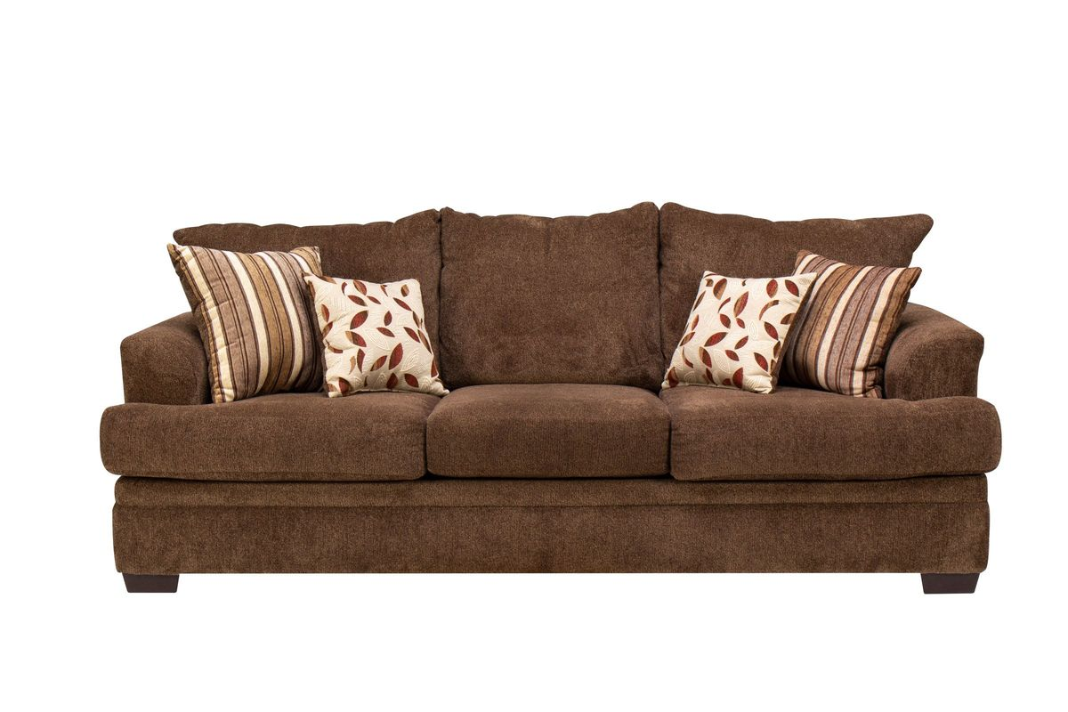 Bingham Chenille Sofa from Gardner-White Furniture