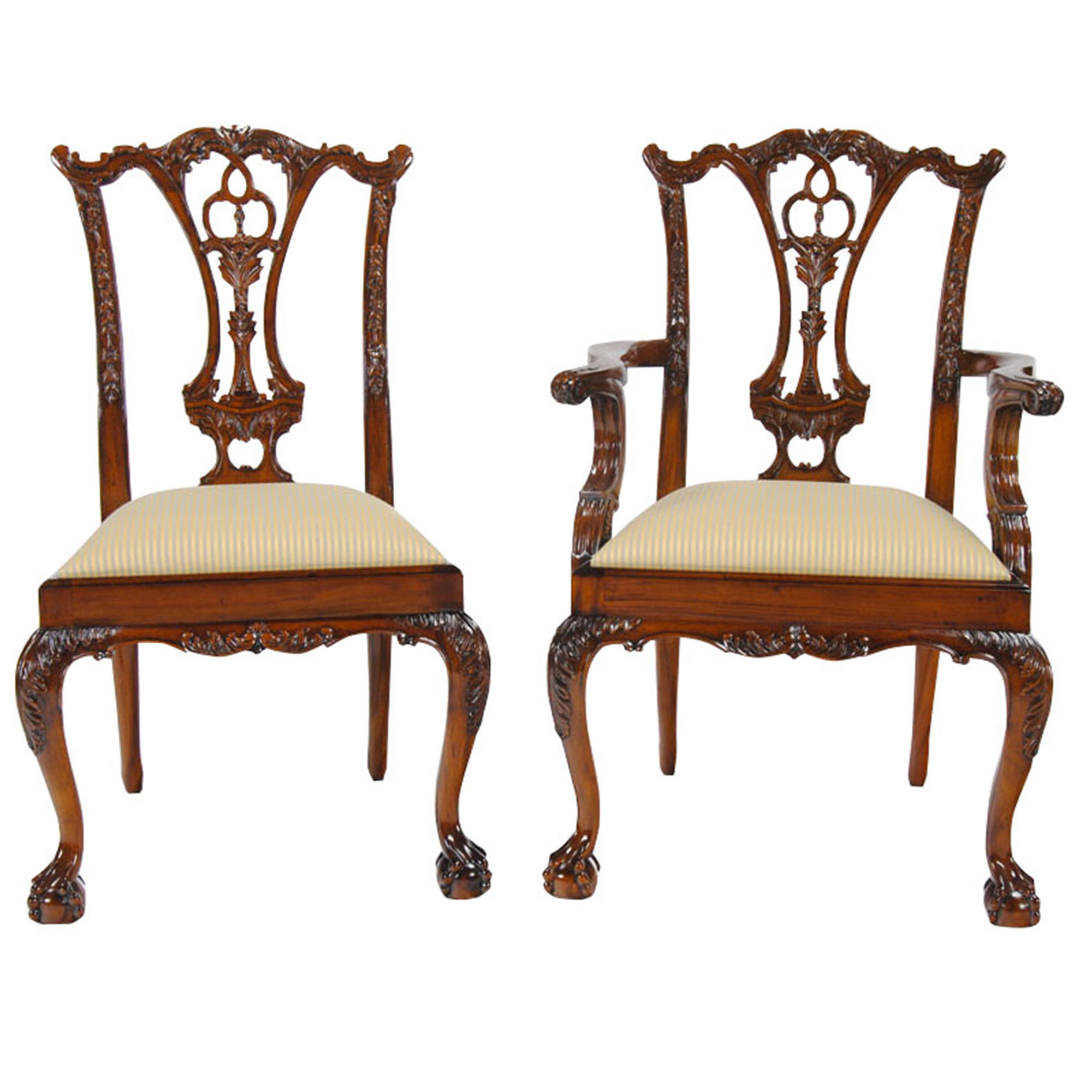 Standard Chippendale Chairs