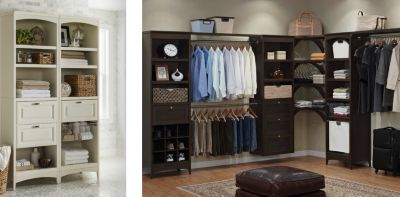 Complete Your Wood Closet