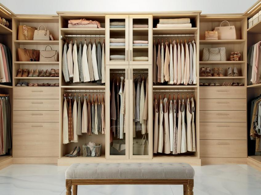 9 Cool Closet Systems That Will Up the Storage Game of Your Houses