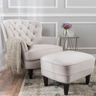 Buy Chair & Ottoman Sets Living Room Chairs Online at Overstock | Our Best  Living Room Furniture Deals