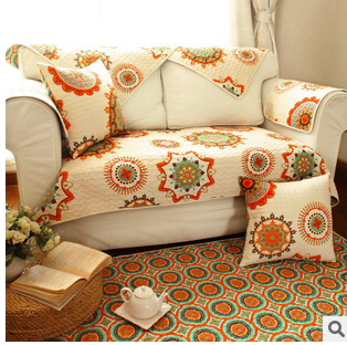2015 NEW American style fashionable A-888 cotton sofa cover colourful  design art sofa cushion different size can choose