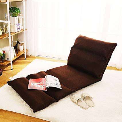 Private home textiles Bedroom Floor Chair,Sofa Lazy,Collapsible Mini Sofa, Couch-