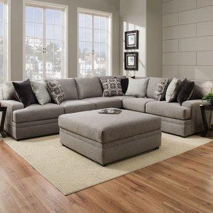 Mervin Briar Simmons Upholstery Sectional
