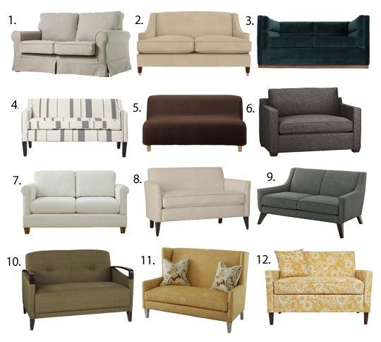 Wonderful Compact Sofas For Small Rooms 25 Best Small Sofa Ideas On  Pinterest Tiny Apartment Decorating