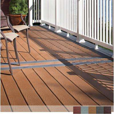 Composite Decking - Deck Boards - Decking - The Home Depot