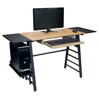Computer Desk - Wood - Studio Designs