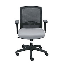 Mesh Back Chairs with Memory Foam - Set of 8, MAO-01221