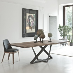Bontempi Casa Millennium Wood Table