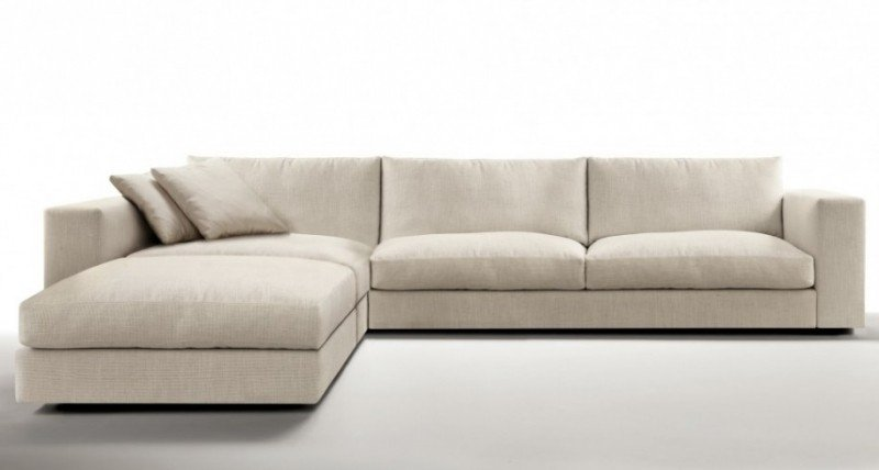 Grey Sectional Sleeper Sofa