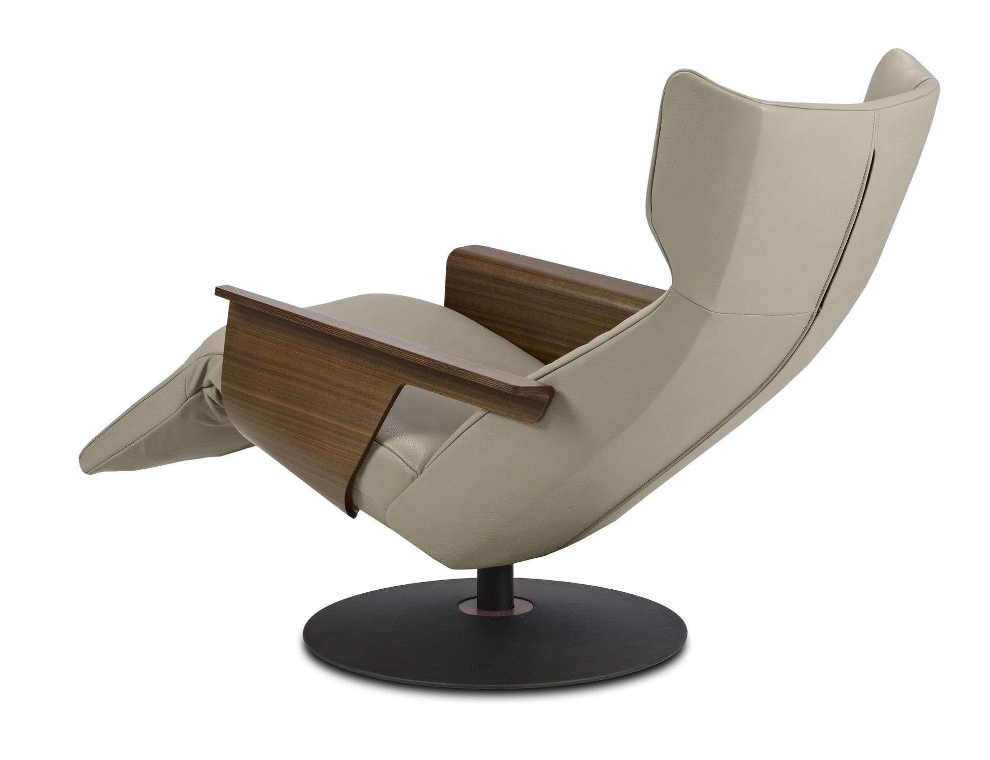 Contemporary Leather Recliners