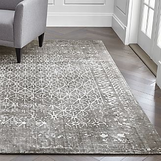 Area Rugs by Size, Color, Material & Pattern | Crate and Barrel