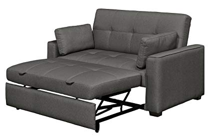 Mechali Products Furniture Serta Sofa Sleeper Convertible into Lounger/Love  seat/Bed - Twin