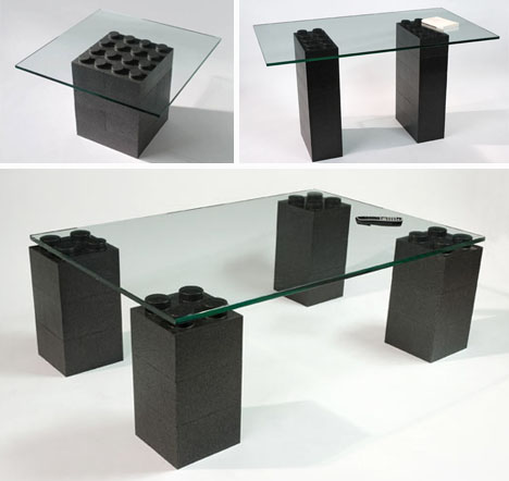 Cool DIY Design Idea: Big Modular Blocks to Make Furniture | Designs
