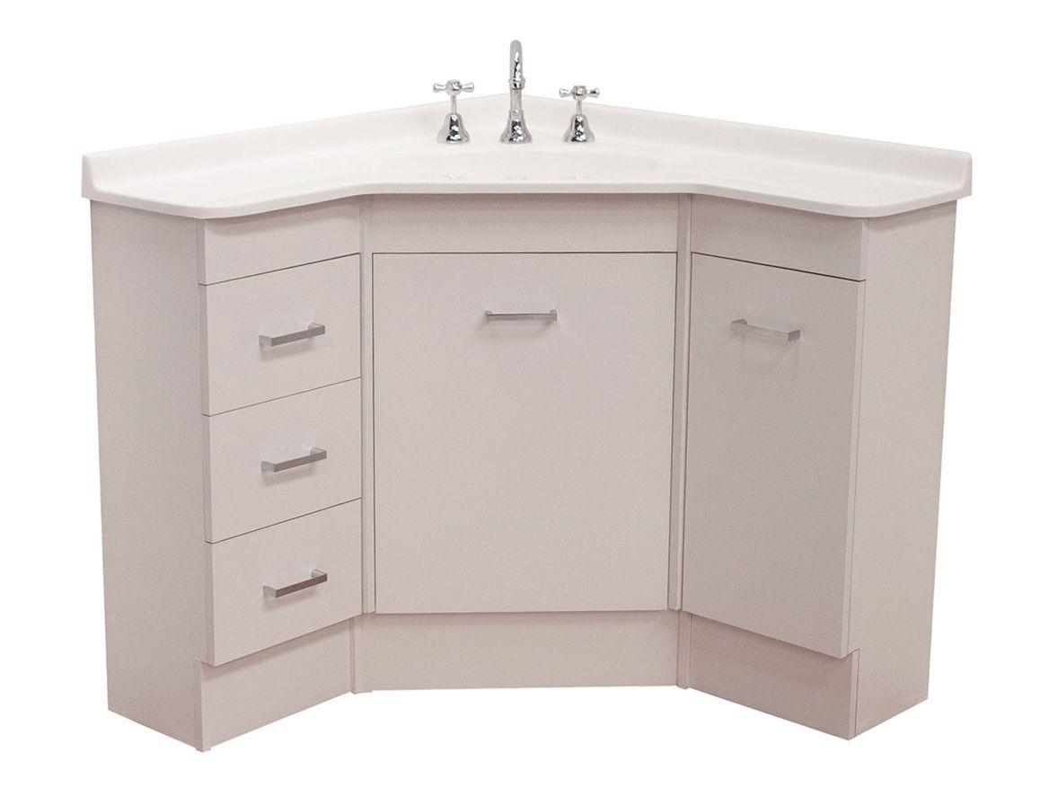Corner Bathroom Vanity Unit | Home Design Ideas More