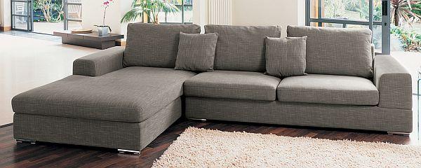 Gri corner sofa