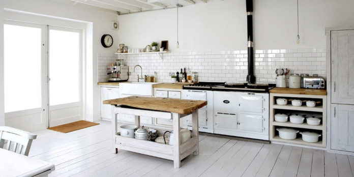 15 Inspiring Rustic Country Kitchen Ideas
