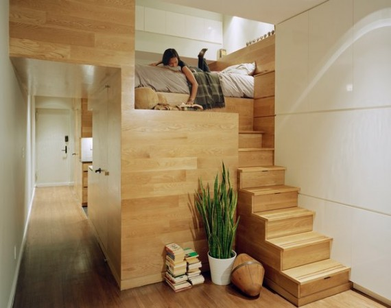 Image of: Bedroom Interior Decorating Ideas in Small Spaces with 7 Creative  Designs From-