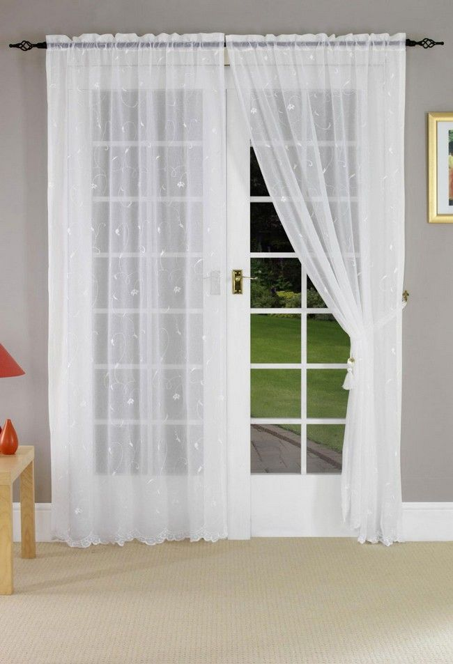Best of The French Door Curtains Ideas More