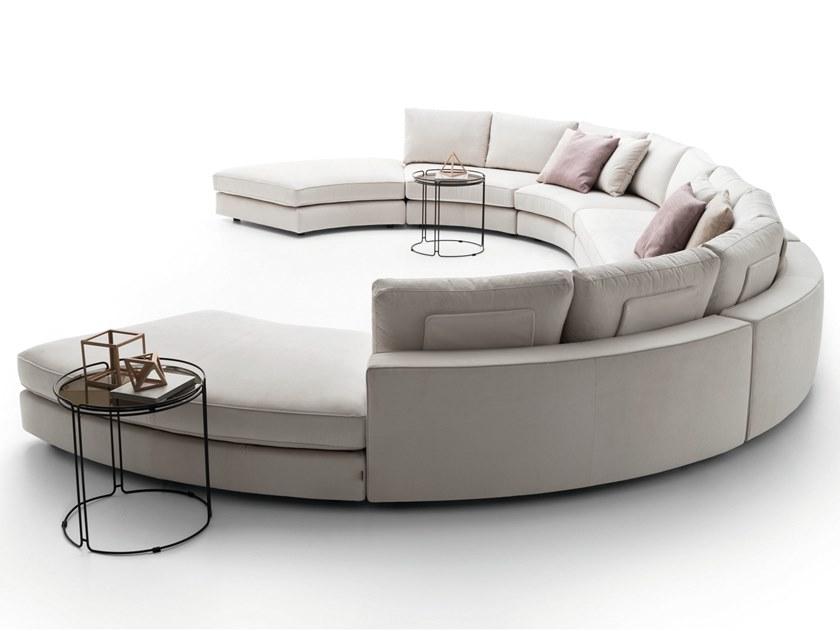 Ditre Italia LOMAN   Curved sofa