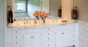 132 · Custom Bath Cabinetry 131