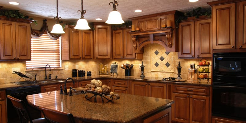 Custom Kitchen Cabinets in Raleigh, North Carolina