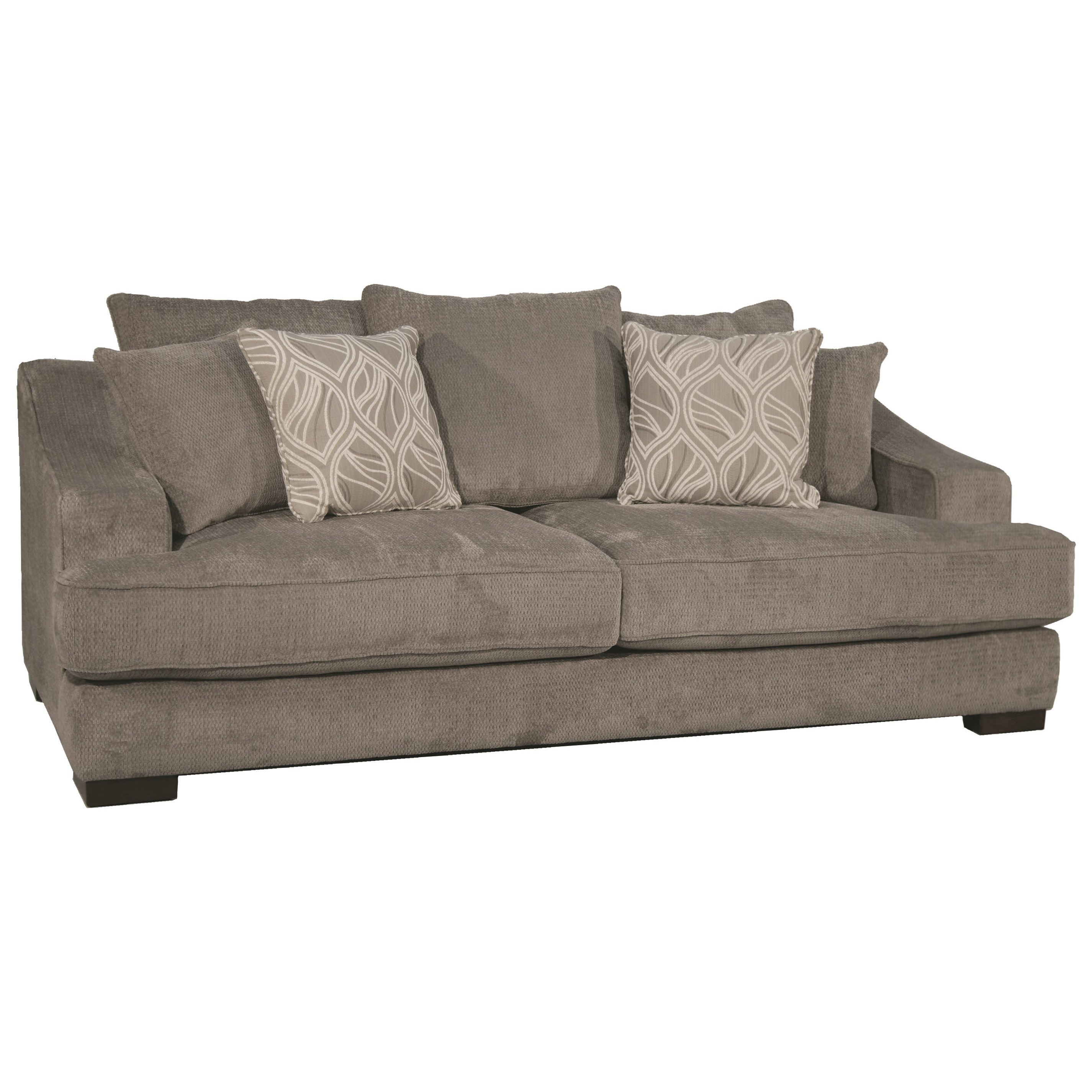 Avalon Casual 2-Seater Deep Sofa by Fairmont Designs