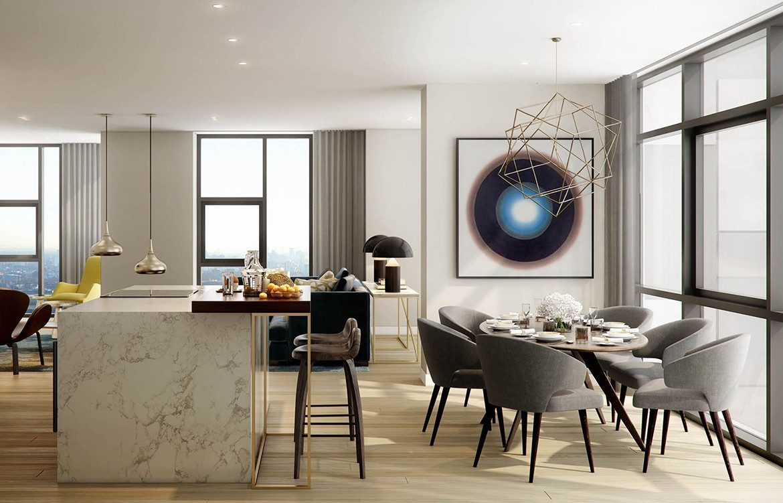Australian Interior Designers Woods Bagot | Habitus Living